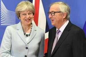 Britons can change terms of Brexit if they dislike final deal:...