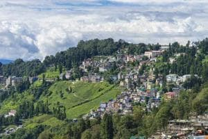 Get ready to take in the stellar views of snow-capped Kanchenjunga at...
