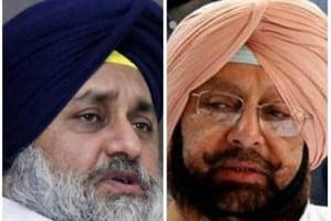 Twitter war between Punjab CM Amarinder, Sukhbir Badal: Here's  how it...