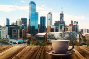 Melbourne is known for its vibrant coffee culture.