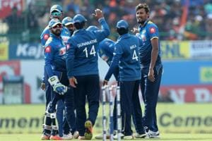 Dharamsala ODI: Suranga Lakmal stars as Sri Lanka steamroll India