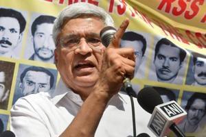 Prakash Karat attacks Cong on Babri masjid issue, says party's...