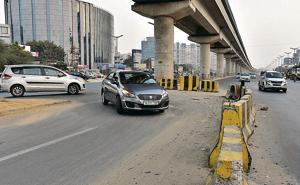 Gurgaon: Newly opened U-turn on Golf Course Road draws residents' ire