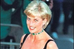 Princes William and Harry announce sculptor for mother Diana to...