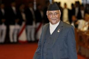 Nepal PM candidate Oli wins seat as Left alliance cruises to majority