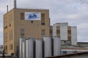 Major recall of Lactalis baby milk after 26 children fall ill in...