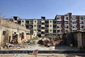 When home dreams crash: Anatomy of an 'illegal' colony in Delhi