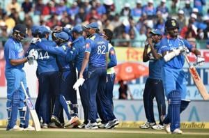 India in for shock treatment by Sri Lanka, crash to lowest ever ODI...