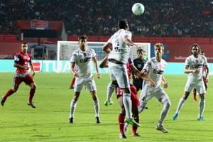 Indian Super League: FC Pune City hand Jamshedpur FC first defeat of...