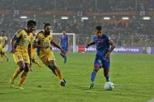 FC Goa thrashed Kerala Blasters 5-2 in their Hero Indian Super League...