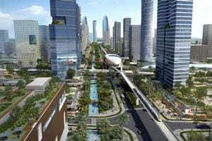 Rs 40,000-crore development projects in limbo in Andhra Pradesh