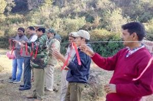 Pauri villagers to learn European techniques to ward off leopards