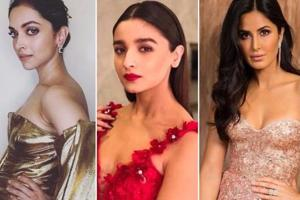 Lux Golden Rose Awards: Kareena Kapoor, Deepika Padukone, Katrina Kaif...