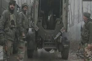 Two militants killed in encounter in J-K Handwara; operation underway