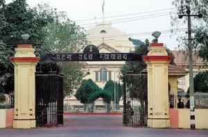The Patna high court.