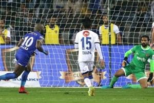 Mumbai City FC found their winning ways again at home as they notched...