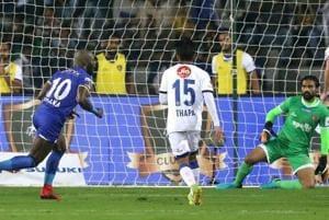 ISL: Emana scores as Mumbai City FC beat Chennaiyin FC 1-0