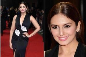 Huma Qureshi at the London premiere of Viceroy's House 2017).