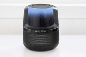 Harman Kardon Allure with Alexa voice assistant, 360-degree sound...