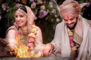 Anushka Sharma and Virat Kohli tie the knot in Italy, here's...
