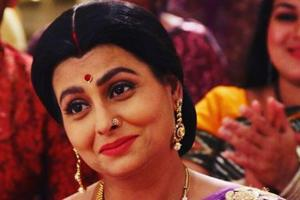 Burdened by a financial crisis, Jaya Bhattacharya of Kyunki Saas......