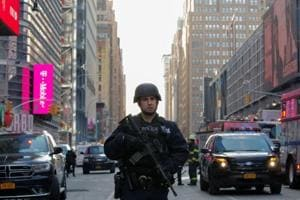 Suspect in custody after terror attack attempt in New York city