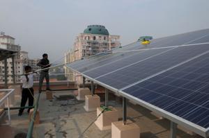 Gurgaon: Wellington Estate gets 200 kWp Solar power plant