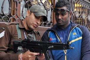 Sri Lanka cricket team stuck in Dharamsala due to inclement weather