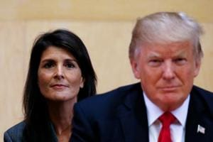 Trump's accusers 'should be heard': Nikki Haley