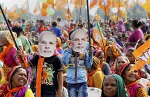 Gujarat election war of words after Modi says Congress leaders met...