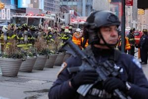 Suspect identified in New York commuter hub explosion, had pipe bomb