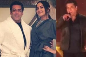 Salman Khan sings, dances with Sonakshi Sinha: Da-Bangg tour makes...