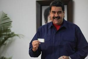 Venezuelan leader says opposition parties barred from contesting 2019...