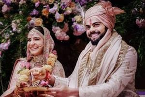 Rohit Sharma has some tips for newlyweds Virat Kohli and Anushka...