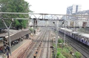 Wheels of change: Old local train tracks in Mumbai to be replaced