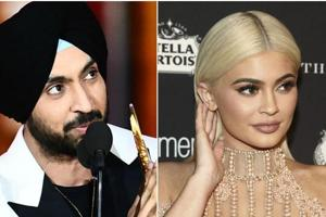 Diljit Dosanjh to sing about Kylie Jenner in his new song, to be out...