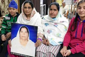 Amrik Kaur, 'lioness of border areas' who fought militants, subject of...