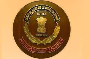 Logo of the Central Bureau of Investigation.