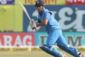 MS Dhoni still 'pillar of Indian cricket team' after defiant knock...