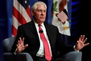 Amid low morale, Tillerson says changes coming to State Department