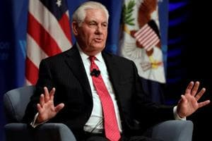 Tillerson: No diplomatic 'wins on the board' after Trump's first year...