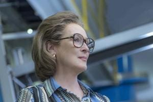 Meryl Streep scores 29th Golden Globe nomination for The Post, a...