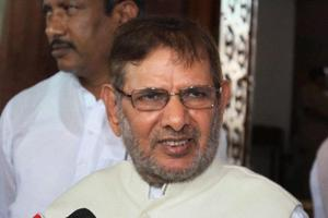 Sharad Yadav moves Delhi HC against disqualification from Rajya Sabha