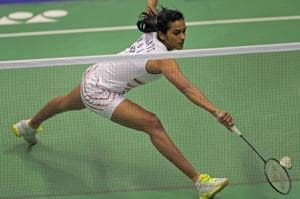 Top shuttlers PV Sindhu and Kidambi Srikanth would be aiming for a...