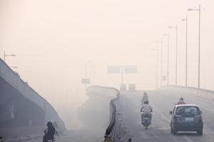 Delhi and its surrounding areas experienced hazardous pollution levels for nearly two weeks in November.