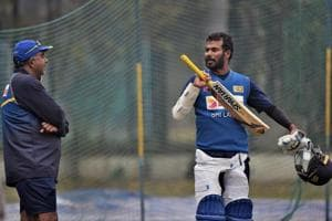 Sri Lanka aim to seal historic series win over India, train hard in...