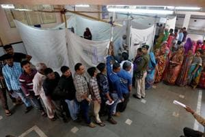 Gujarat election: EC orders repolling in 6 booths on Dec 14