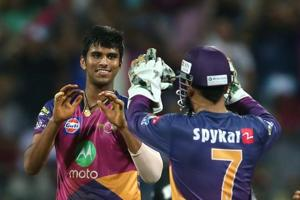 Washington Sundar had a good performance for Rising Pune Supergiant in the 2017 Indian Premier League and he has been included in the Indian cricket team after an injury to Kedar Jadhav.