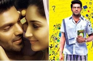 Is Arya a forgetful fan of Rajinikanth? Decoding Ghajinikanth