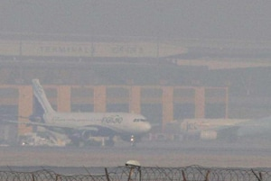 Fog hits flights already, and solution not visible till 2019
